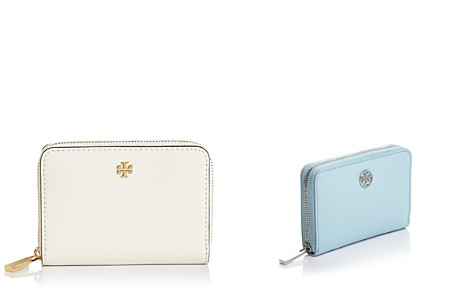 Tory Burch Robinson Zip Coin Case - Bloomingdale's_2