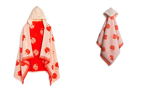 Caro Home Lady Bug Kids Hooded Towel - Bloomingdale's_2