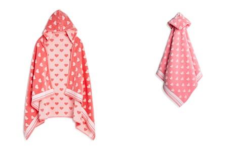 Caro Home Sweet Hearts Kids Hooded Towel - Bloomingdale's_2