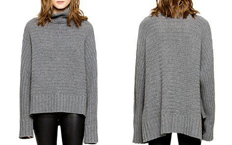Zadig & Voltaire Athin Deluxe Cashmere Sweater - Bloomingdale's_2