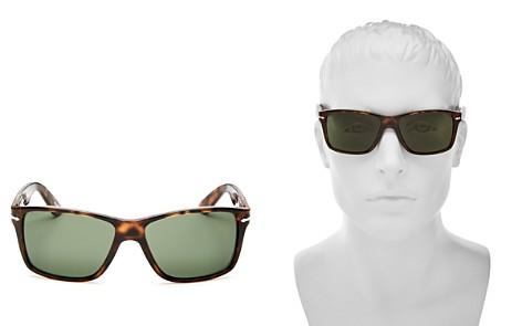 Persol Square Sunglasses, 59mm - Bloomingdale's_2