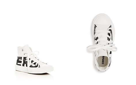 Converse Unisex Chuck Taylor All Star Logo High Top Sneakers - Toddler, Little Kid - Bloomingdale's_2