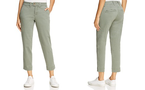JAG Jeans Creston Cropped Ankle Pants - Bloomingdale's_2