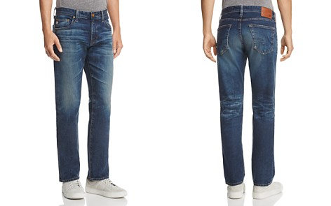 AG 360 Matchbox Slim Fit Jeans in 12 Years River Veil - Bloomingdale's_2