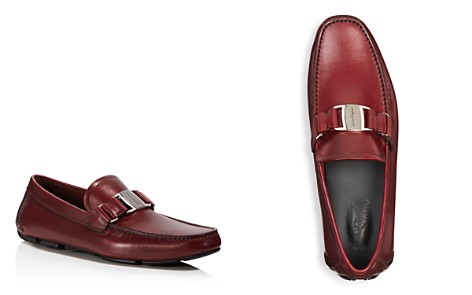 Salvatore Ferragamo Men's Sardegna Vara Bit Loafers - Bloomingdale's_2