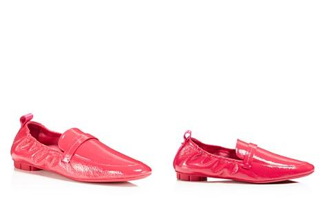 Salvatore Ferragamo Women's Patent Leather Loafers - Bloomingdale's_2