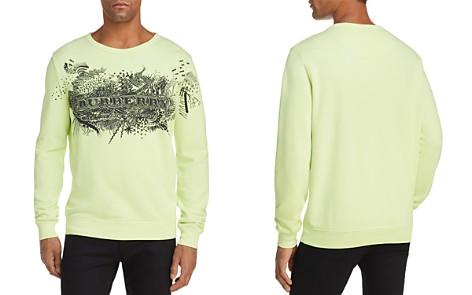 Burberry Sauer Crewneck Sweatshirt - Bloomingdale's_2