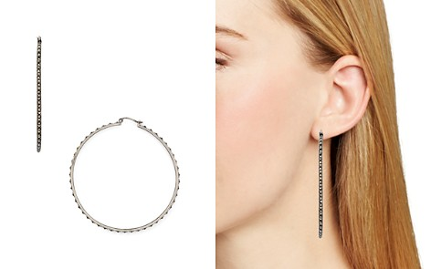 Kendra Scott Annemarie Swarovski Crystal Hoop Earrings - Bloomingdale's_2