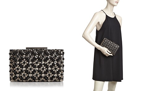 Sondra Roberts Jeweled Satin Box Clutch - Bloomingdale's_2