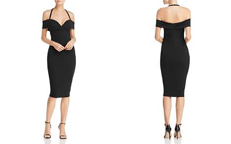 Nookie Athena Halter Midi Dress - Bloomingdale's_2