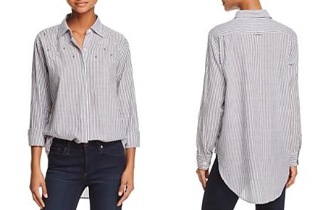 Rails Taylor Embellished Striped Shirt - Bloomingdale's_2