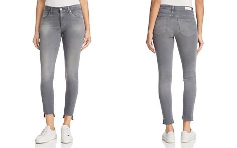 AG Farrah Ankle Skinny Jeans in 10 Years Shadow Grey - Bloomingdale's_2