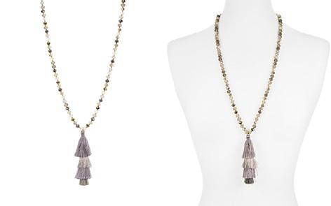 "AQUA Tassel Pendant Necklace, 30"" - 100% Exclusive - Bloomingdale's_2"