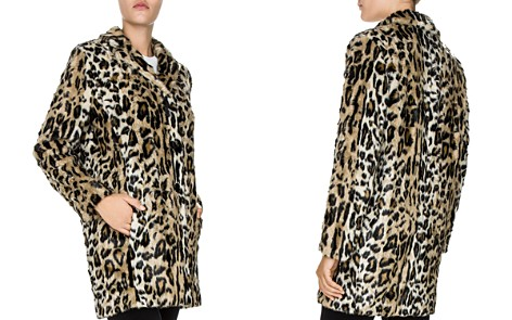 The Kooples Leo Is Back Faux-Fur Coat - Bloomingdale's_2