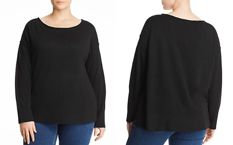 NYDJ Plus Drop Shoulder Sweater - Bloomingdale's_2