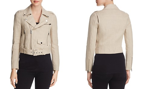 Theory Shrunken Moto Jacket - Bloomingdale's_2