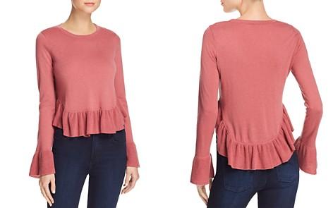 Joie Iona Wool-Silk Ruffled Sweater - Bloomingdale's_2