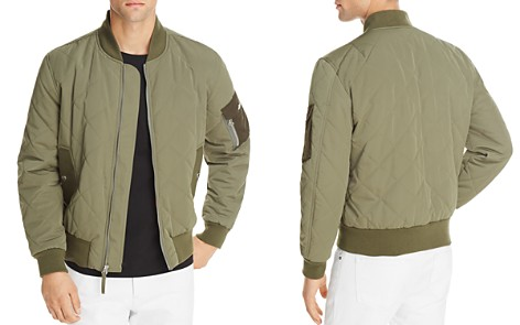 7 For All Mankind Military Bomber Jacket - Bloomingdale's_2