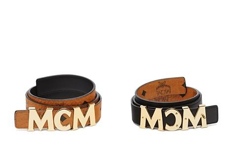 MCM Letter Belt - Bloomingdale's_2