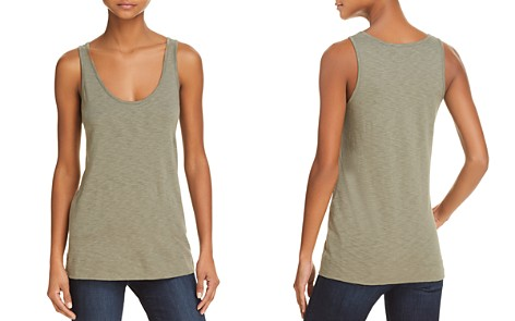 Theory Basic Slub Tank - Bloomingdale's_2