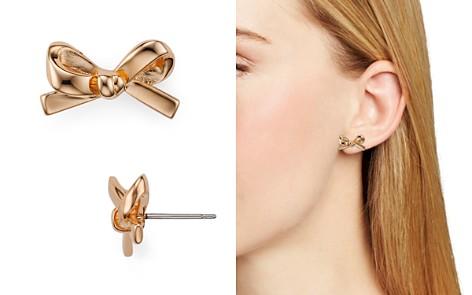 kate spade new york Bow Stud Earrings - Bloomingdale's_2