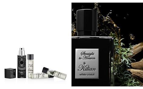 Kilian L'Oeuvre Noire Straight to Heaven White Cristal Eau de Parfum Travel Spray Set - Bloomingdale's_2