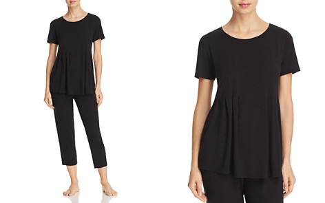 Donna Karan Basics Short-Sleeve Top & Capri Pants - Bloomingdale's_2