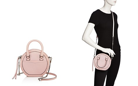 Rebecca Minkoff Bree Circle Leather Crossbody - 100% Exclusive - Bloomingdale's_2