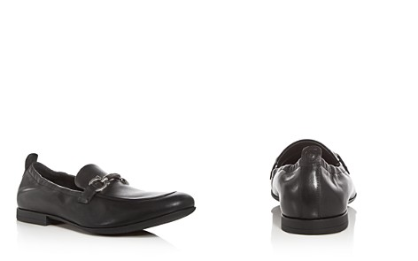 Salvatore Ferragamo Men's Celso Leather Apron Toe Loafers - Bloomingdale's_2