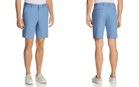 Theory Zaine Urban Poplin Shorts - Bloomingdale's_2
