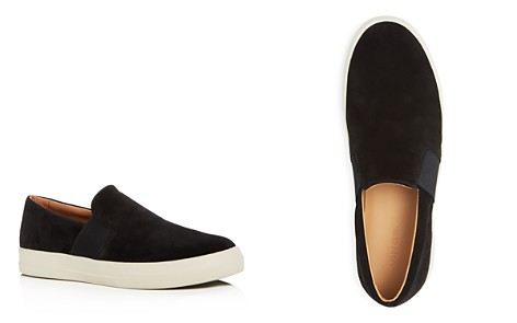 Vince Men's Caleb Suede Slip-On Sneakers - Bloomingdale's_2