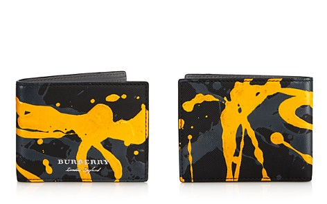 Burberry Trench Leather Splatter Wallet - Bloomingdale's_2
