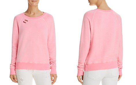 n PHILANTHROPY Belize Distressed Sweatshirt - 100% Exclusive - Bloomingdale's_2