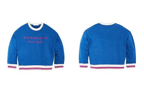 Burberry Girls' Eli Logo Sweatshirt - Little Kid, Big Kid - Bloomingdale's_2