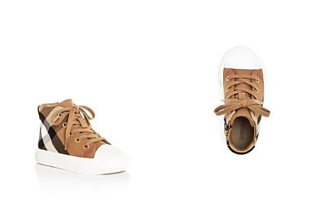 Burberry Girls' Belford House Check High Top Platform Sneakers - Toddler, Little Kid, Big Kid - Bloomingdale's_2