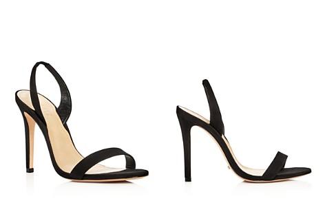 SCHUTZ Women's Luriane Suede Slingback High-Heel Sandals - Bloomingdale's_2