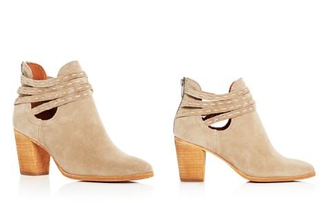 Frye Women's Naomi Suede High-Heel Booties - Bloomingdale's_2