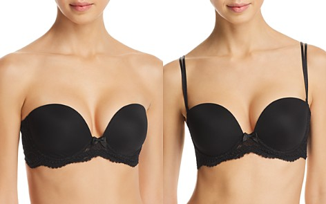 Simone Pérèle Eden Strapless Plunge Smooth Cup Bra - Bloomingdale's_2