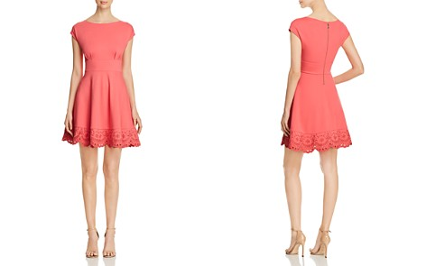kate spade new york Fiorella Lace-Detail Dress - Bloomingdale's_2