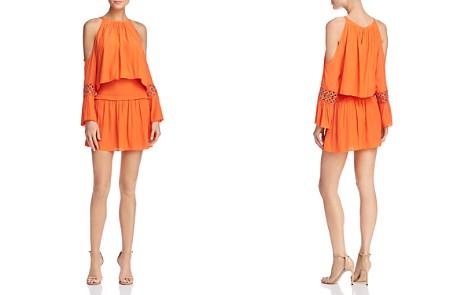 Ramy Brook Libby Cold-Shoulder Dress - Bloomingdale's_2