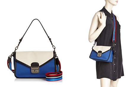 Longchamp Mademoiselle Toille Leather Crossbody - Bloomingdale's_2