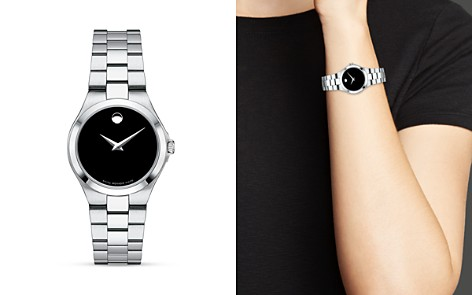 Movado Portfolio Watch, 28mm - Bloomingdale's_2