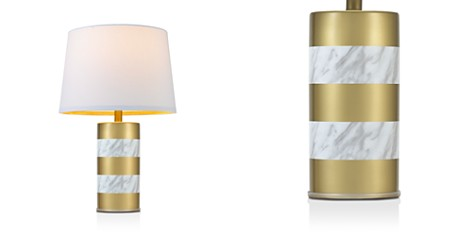 cupcakes and cashmere Marble and Gold Lamp - Bloomingdale's_2
