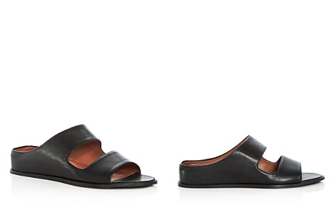 Aquatalia Women's Abbey Weatherproof Leather Hidden Wedge Slide Sandals - Bloomingdale's_2