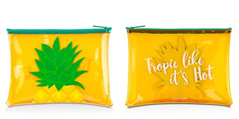 Sunnylife Pineapple See-Through Pouch - 100% Exclusive - Bloomingdale's Registry_2
