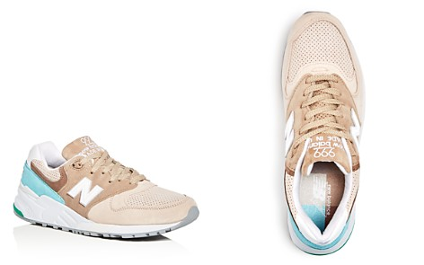 New Balance Men's 999 Suede Lace Up Sneakers - Bloomingdale's_2