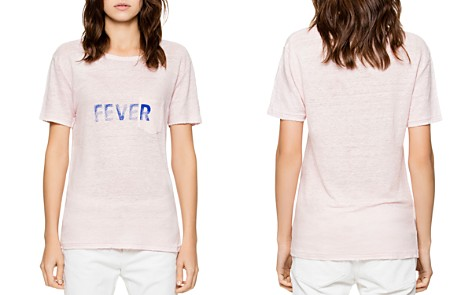 Zadig & Voltaire Amber Lin Fever Tee - Bloomingdale's_2