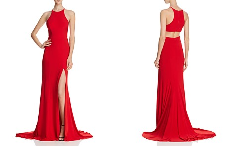 Faviana Couture Cutout Gown - Bloomingdale's_2
