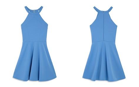 Sally Miller Girls' Textured Knit Dress - Big Kid - Bloomingdale's_2