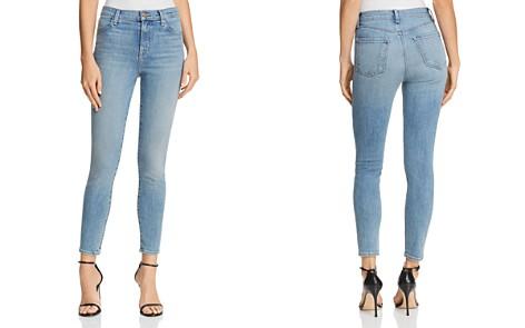 J Brand Alana High Rise Skinny Jeans in Surge - Bloomingdale's_2